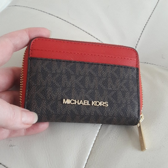 Authentic Michael Kors Card Case